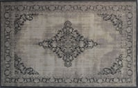 Vintage-Teppich Antiquity grau