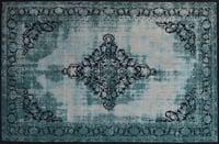 Vintage-Teppich Antiquity türkis