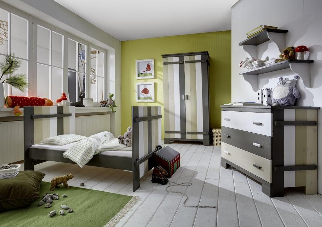Merlin Umbauseiten für Kinderbett 6004
