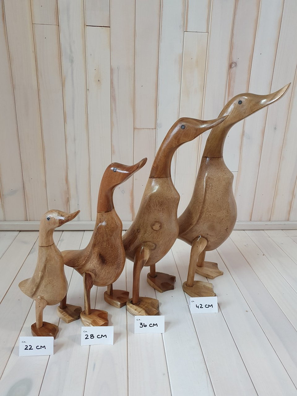 Deko- Ente, 22 cm