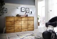Solid Kommode, 4 Türen & 4 Schubladen
