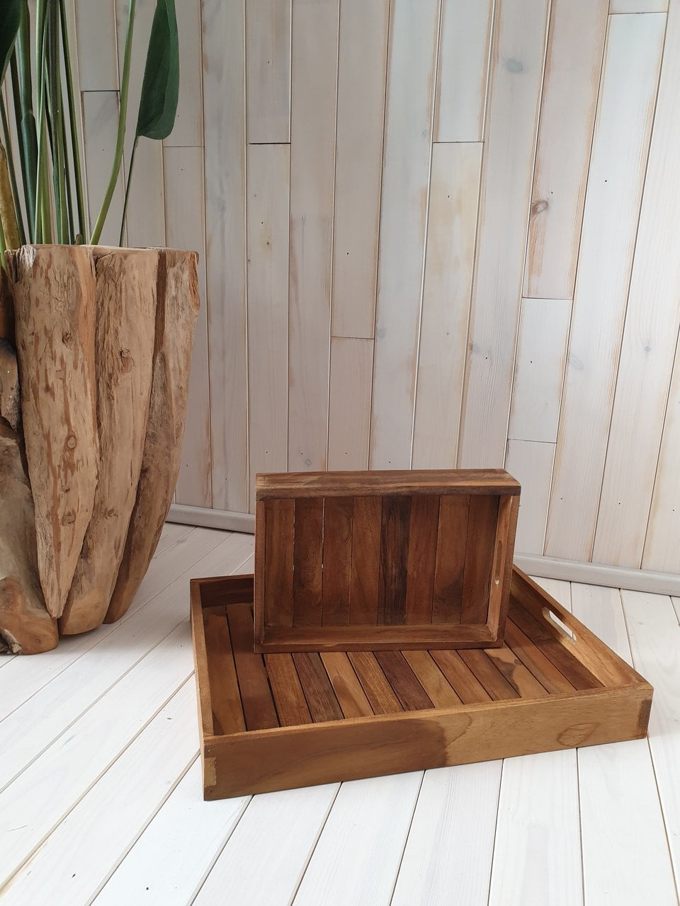 Tablett-Set Tray, 2er Set