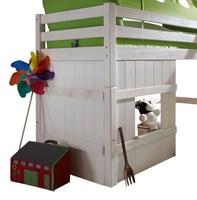 Holz Deko- Element für Infanskids Hochbetten, Höhe 140 cm