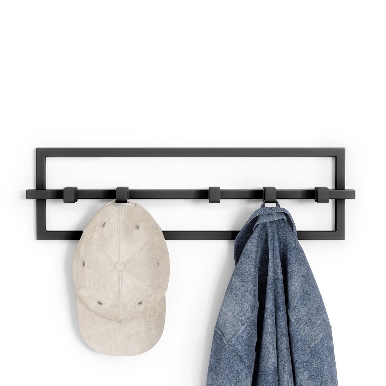 CUBIKO Garderobe, schwarz